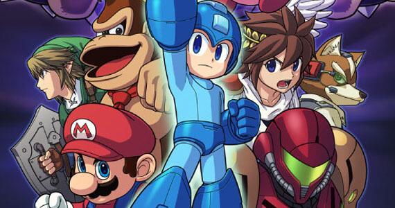 Super Smash Bros Story Mode