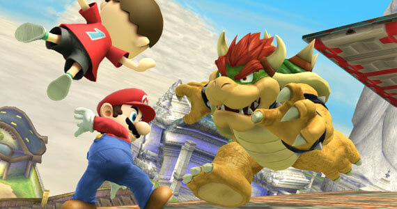 Super Smash Bros Wii U 3DS Balancing