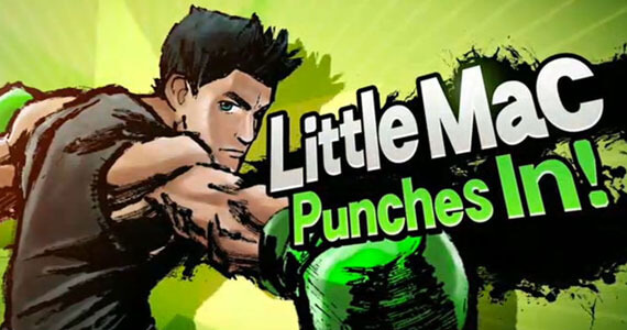 Little Mac Punches into 'Super Smash Bros.'