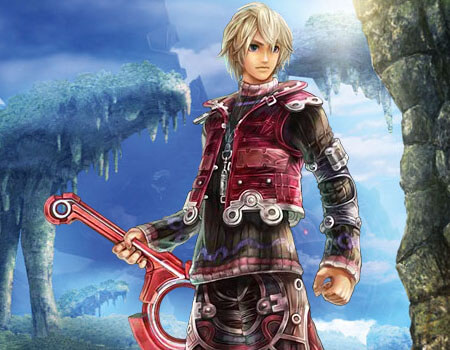 Super Smash Bros Wii U 3DS Shulk
