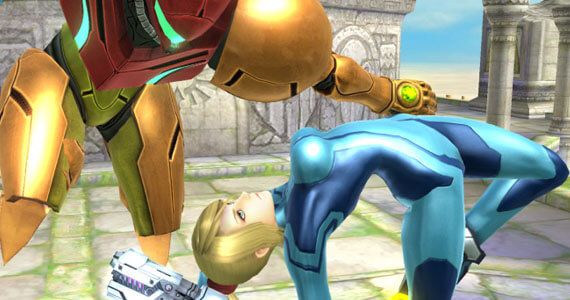 Super Smash Bros Wii U 3DS Transformations Removed