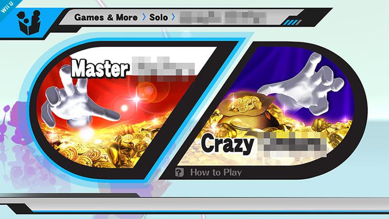Super Smash Bros Wii U New Game Mode
