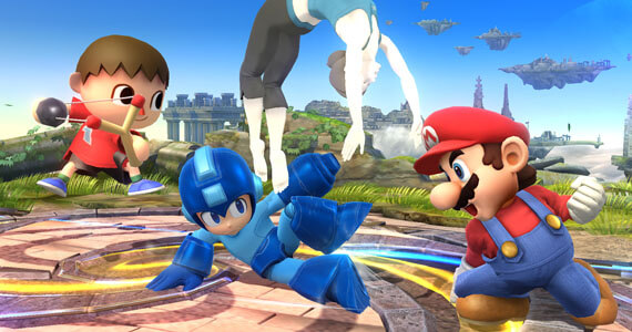 Not All Characters Will Return in Next 'Super Smash Bros.'