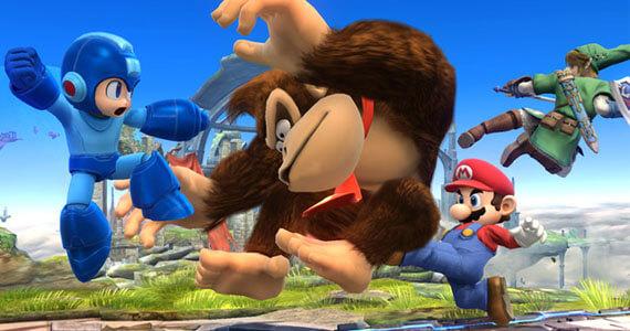 Super Smash Bros Wii U Release Date