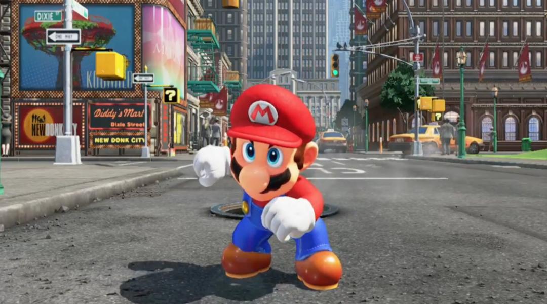 Rumor Patrol: Super Mario Odyssey Launches This November?