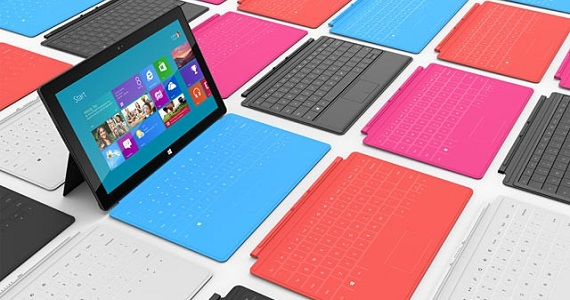 Microsoft Surface Releasing in October; What's in Store for Gaming?