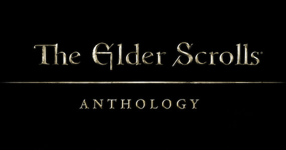 Bethesda Announces 'The Elder Scrolls Anthology' For PC