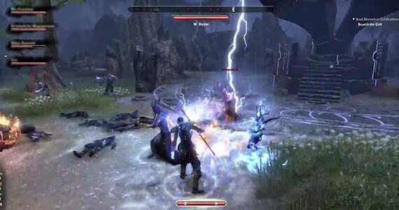 The Elder Scrolls Online (Group Walkthrough)