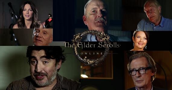 The Elder Scrolls Online (Voice Cast)
