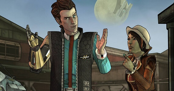 'Tales from the Borderlands': Meet Rhys & Fiona in First Batch of Screenshots
