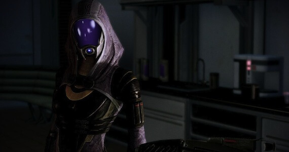 Angry Gamers Call BioWare 'Lazy' for 'Mass Effect 3' Tali Spoiler Image