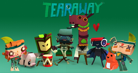 'Tearaway' Review