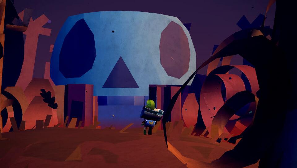 Tearaway screenshot 3