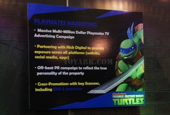 Teenage Mutant Ninja Turtles Game from Activision