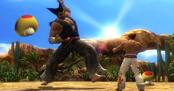 Namco 'Not Really Sure' About 'Tekken' Characters in New 'Smash Bros.'
