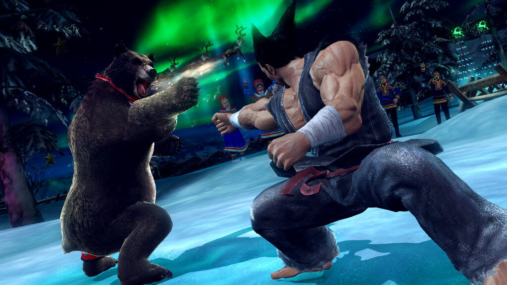 'Tekken Tag Tournament 2' Producer on DLC Decision; Fight Lab Screenshots