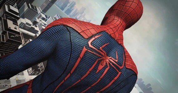 The Amazing Spider-Man New Trailer
