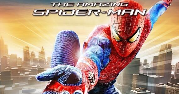 The Amazing Spiderman E3 Preview
