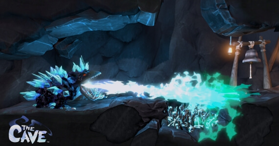 Double Fine's 'The Cave' Preview