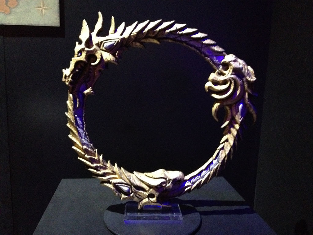 'The Elder Scrolls Online' E3 Armory of Real Weapons & Armor