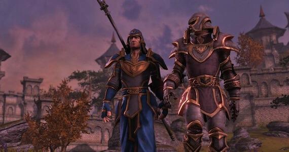 The Elder Scrolls Online PC Specs E3