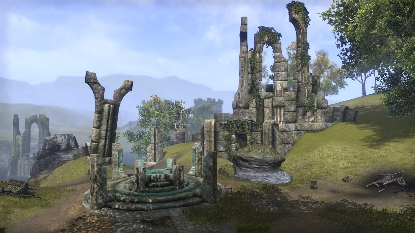 'The Elder Scrolls: Arena' Returning; TESO Gets Screenshots & Video [Updated]