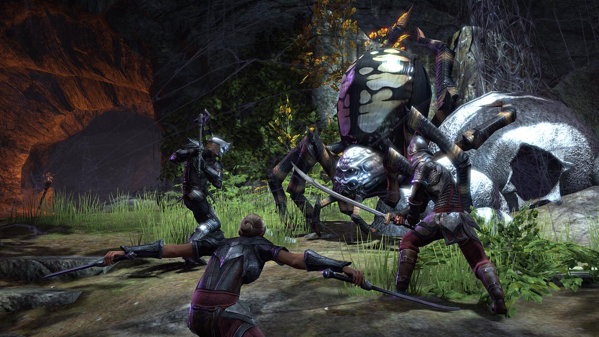 The Elder Scrolls Online (Walkthrough)