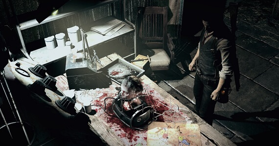 'The Evil Within' Horrified Reactions & Game Delay