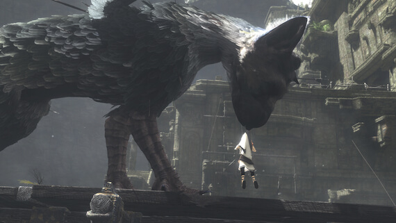 'The Last Guardian' For PS4?