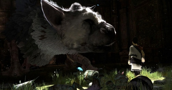 'The Last Guardian' Still for PS3, Suffering Tech Issues, Trademark Abandoned