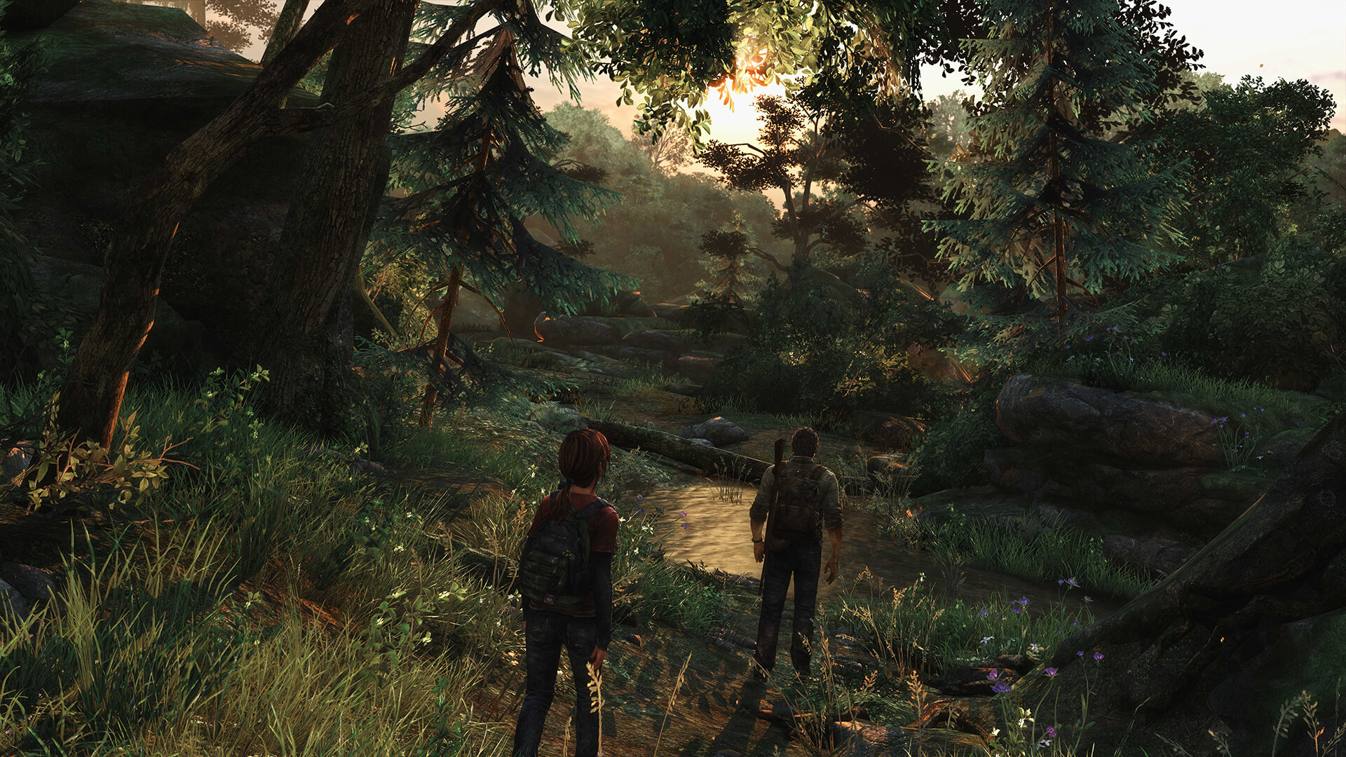Gorgeous 'The Last of Us Remastered' Screenshots