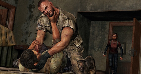 The Last of Us Comic Con Panel - Gameplay