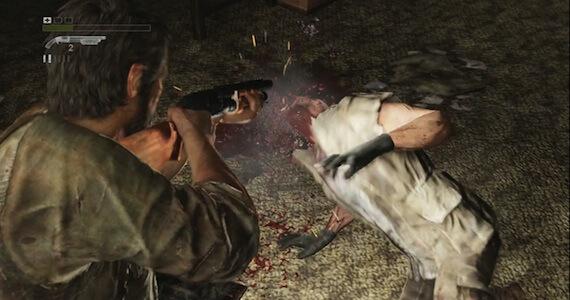 The Last of Us Comic Con Panel - Violence