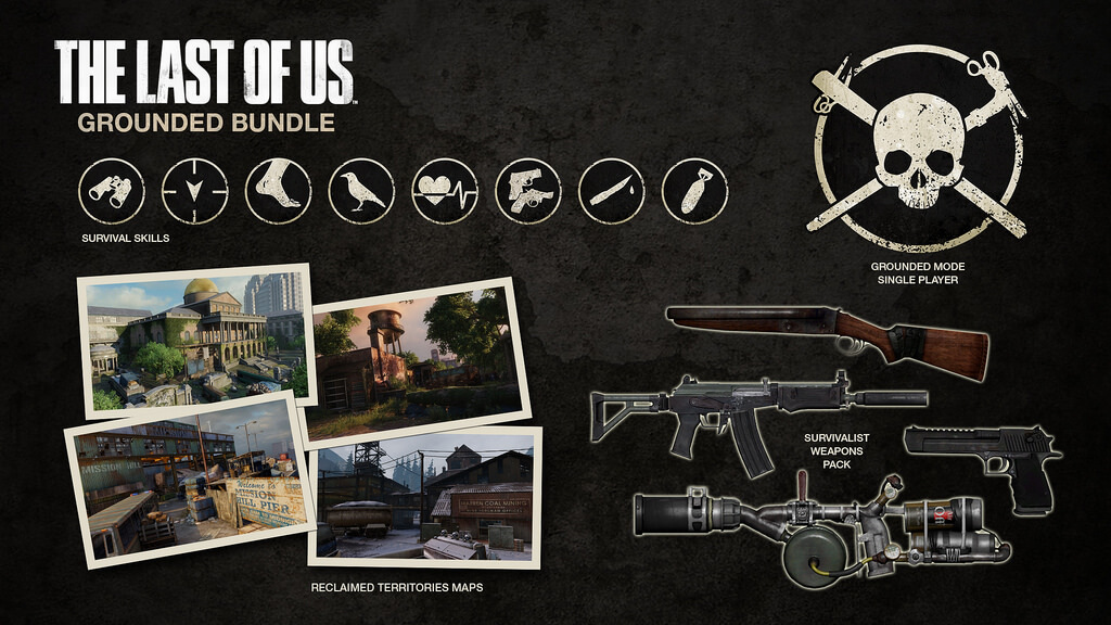 The Last of Us Grounded Bundle Details