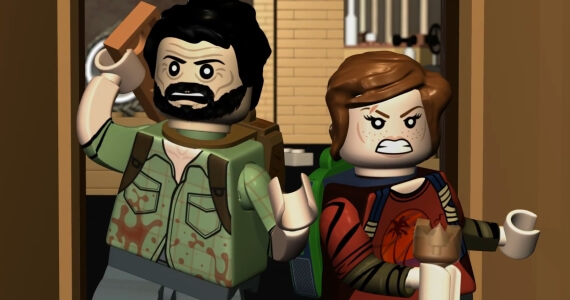 GR Pick: LEGO Meets 'The Last of Us' In Mash-up Video