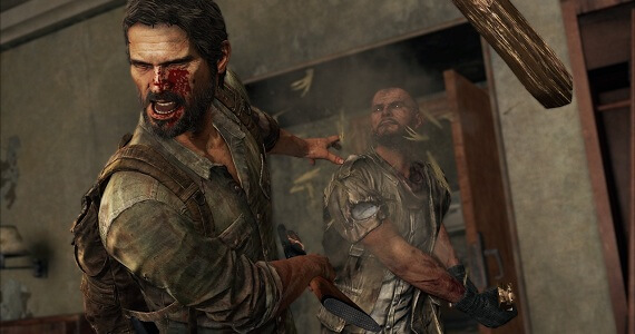 The Last of Us Naughty Dog Multiplayer