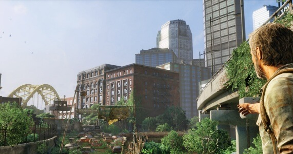 New 'The Last Of Us' Screenshots Released