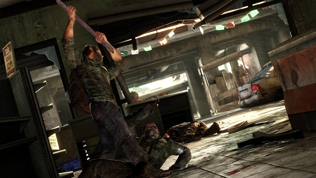 New Screenshots For 'The Last of Us' Demonstrate Weapon Balance