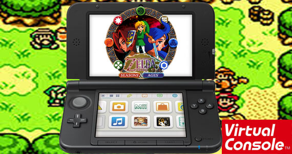 'The Legend of Zelda: Oracle of Ages' and 'Seasons' Coming to 3DS