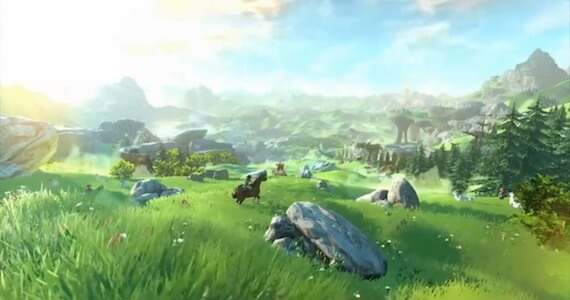 'The Legend of Zelda' Wii U Might Not Be A True Open World Game