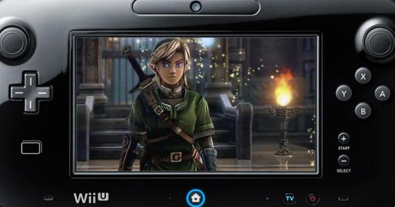 The Legend of Zelda Wii U Screenshots