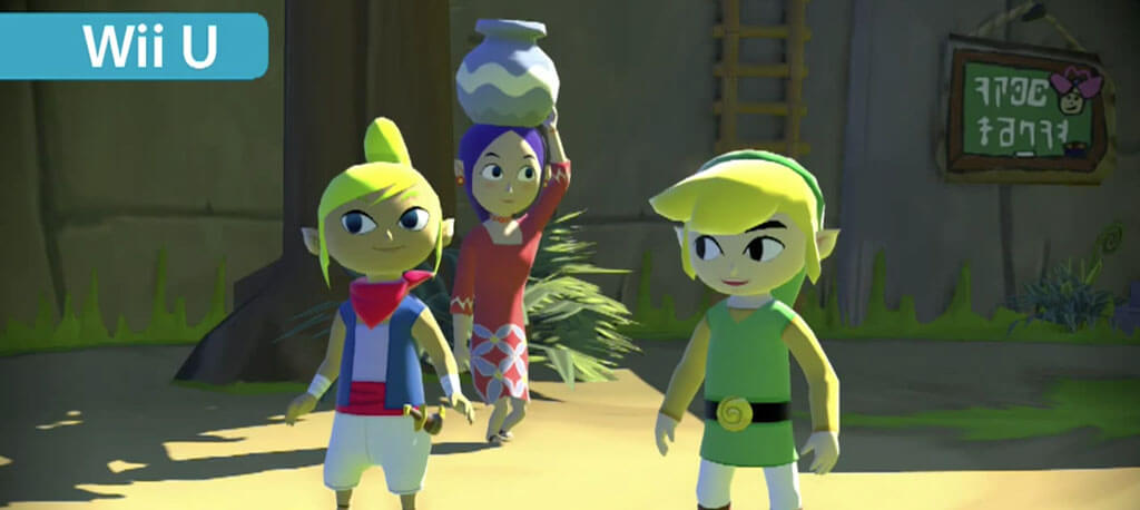 New 'Legend of Zelda' and 'Wind Waker' HD Announced for Wii U