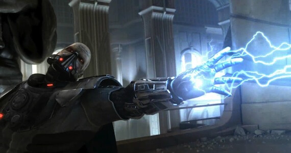 'Stars Wars: The Old Republic' Free-to-Play