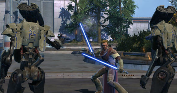 'Star Wars: The Old Republic' Earns Big
