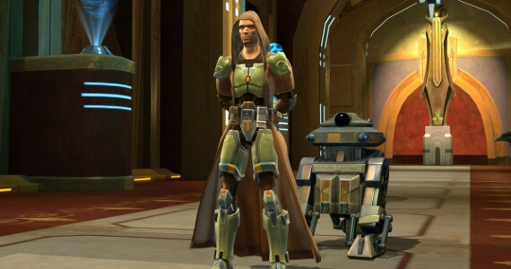Next Major 'The Old Republic' Update Lets Characters Assemble Families