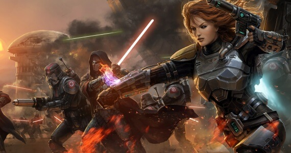 'Star Wars: The Old Republic' Loses 25% of Subscribers Since Launch