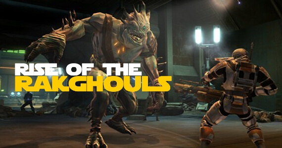 'The Old Republic' 1.1 Rise of the Rakghouls Update Delayed