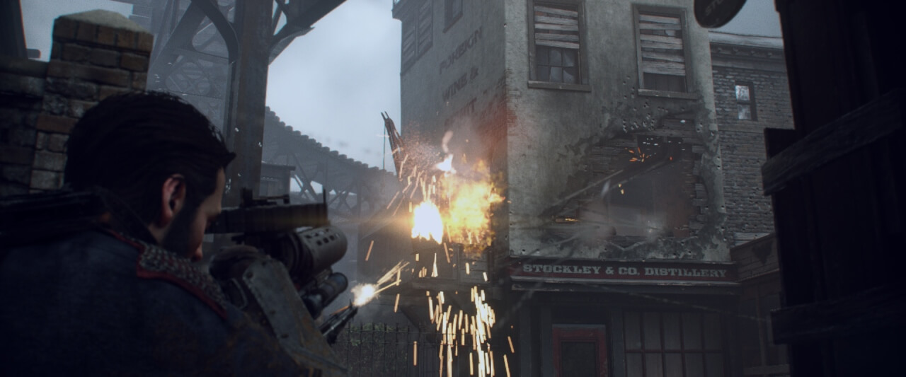'The Order: 1886′ – The Pledge' Trailer & Gameplay Footage