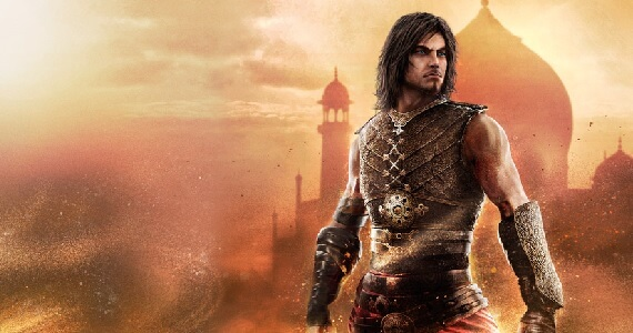 The Prince in 'Prince of Persia: The Forgotten Sands'