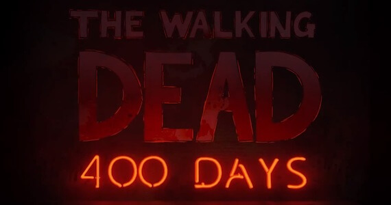 'The Walking Dead: 400 Days' Launch Trailer; Available Now on PSN